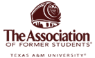 Association of Former Students logo - TAMU